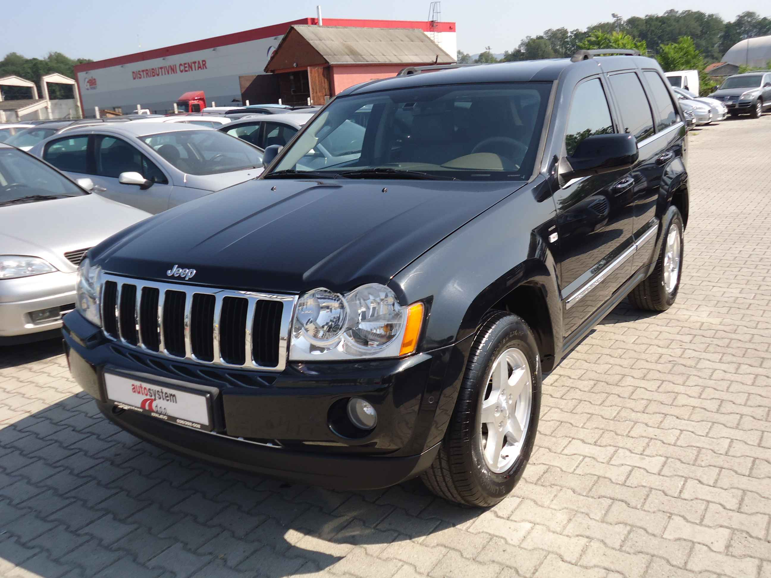 Jeep Grand-Cherokee 3.0 CRD LIMITED