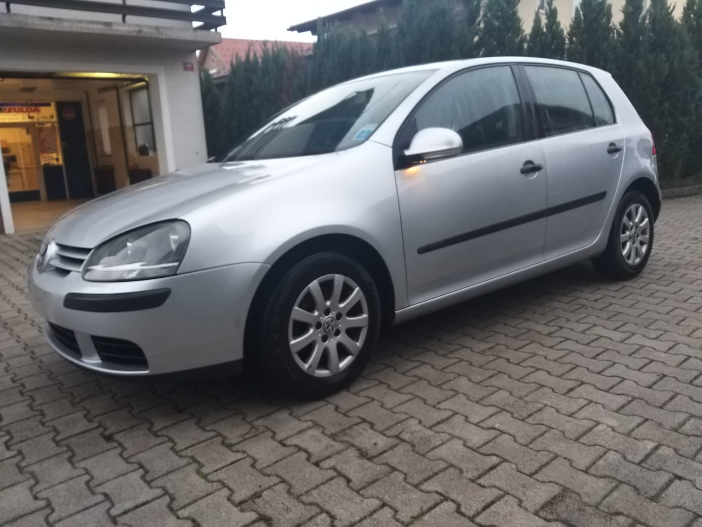 Volkswagen Golf-2 1.6