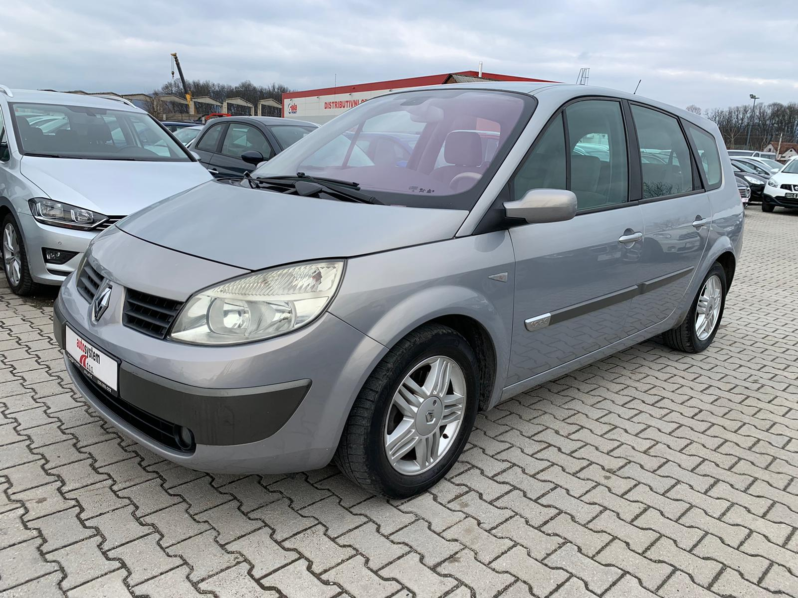 Renault Grand-Scenic 1.9 DCI