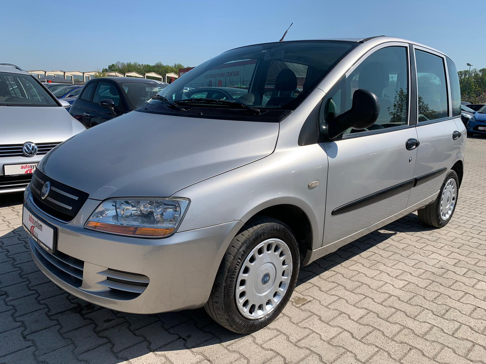 Fiat Multipla 1.6 METAN