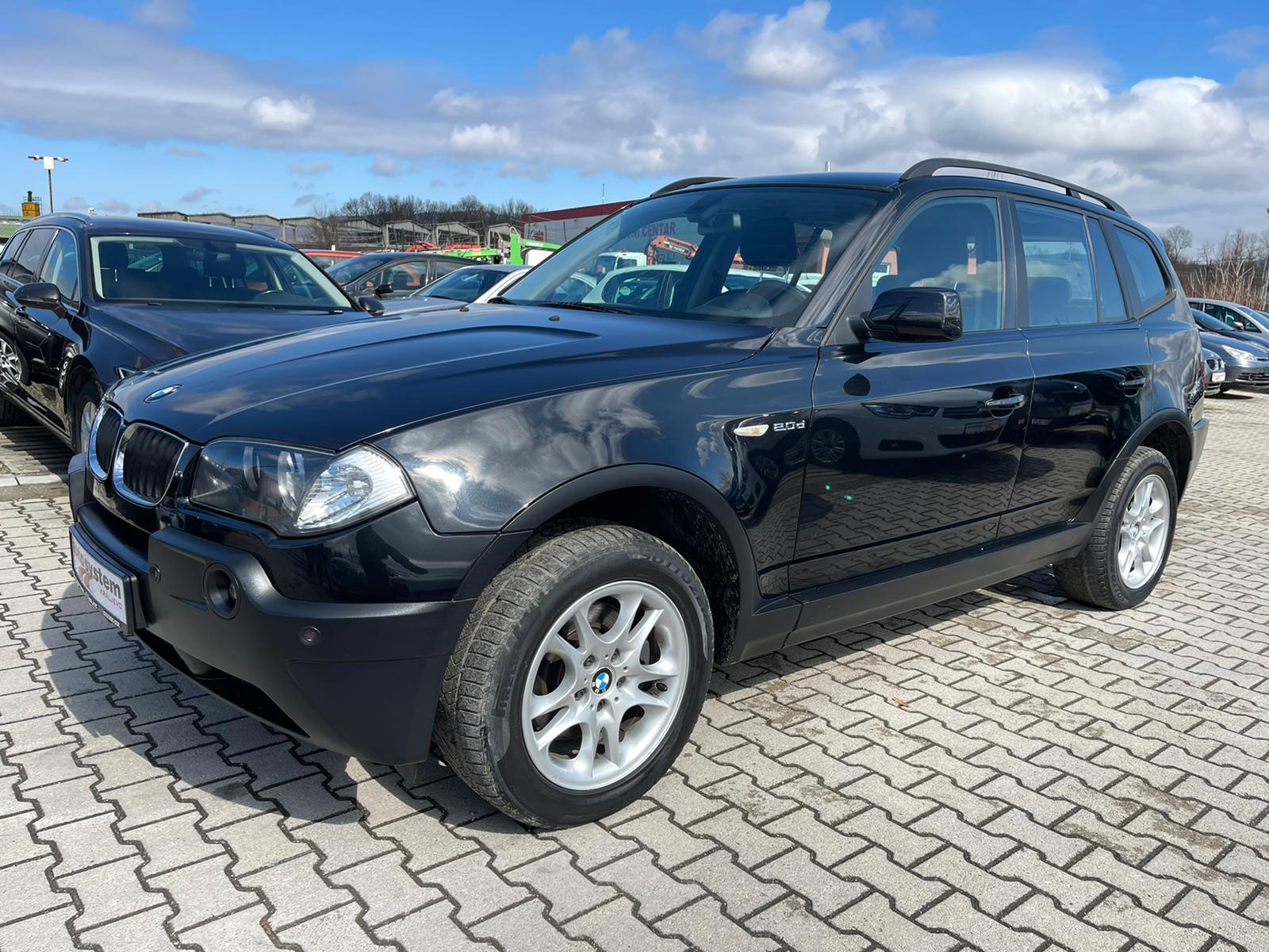 BMW X3 2.0D KREDITI NA LICU MEST