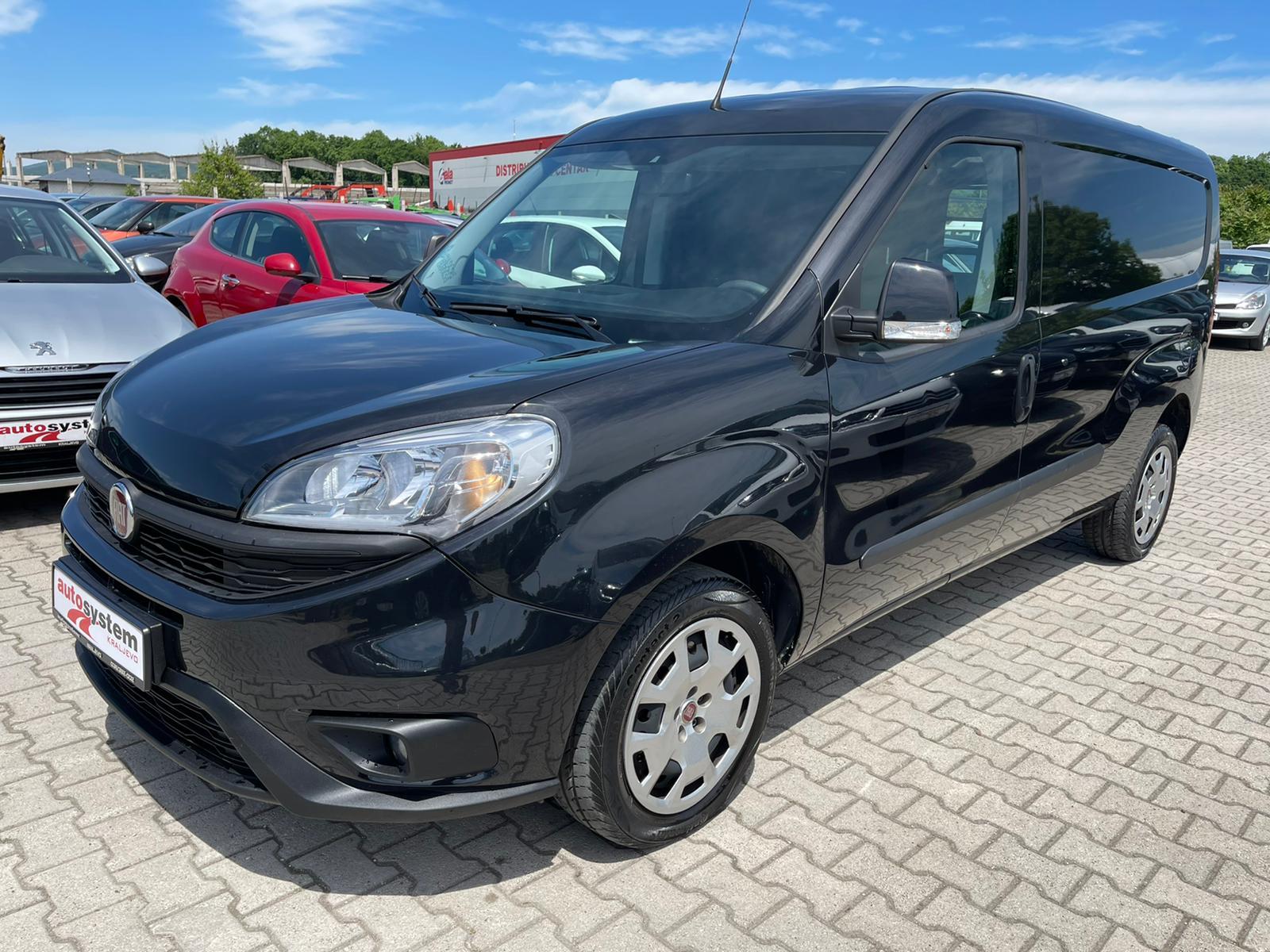 Fiat Dobio 1.4 METAN