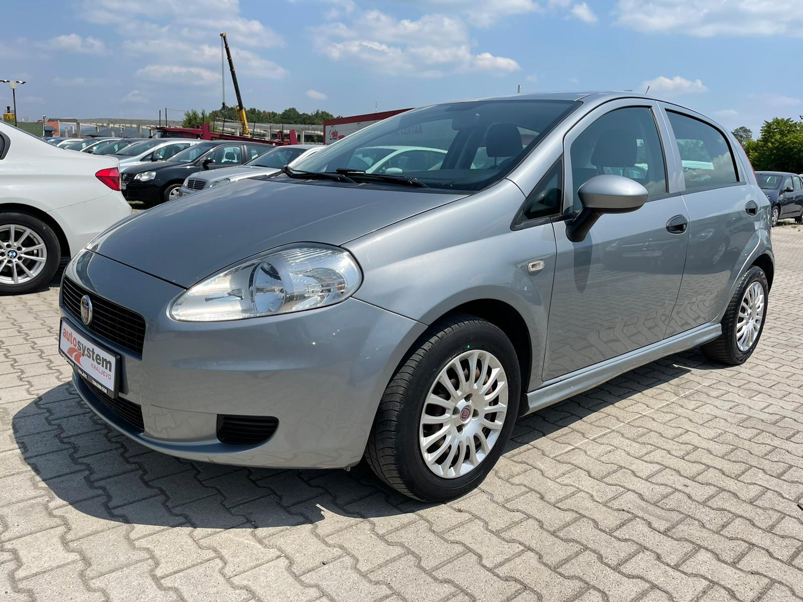 Fiat Grande-Punto 1.3 MJT