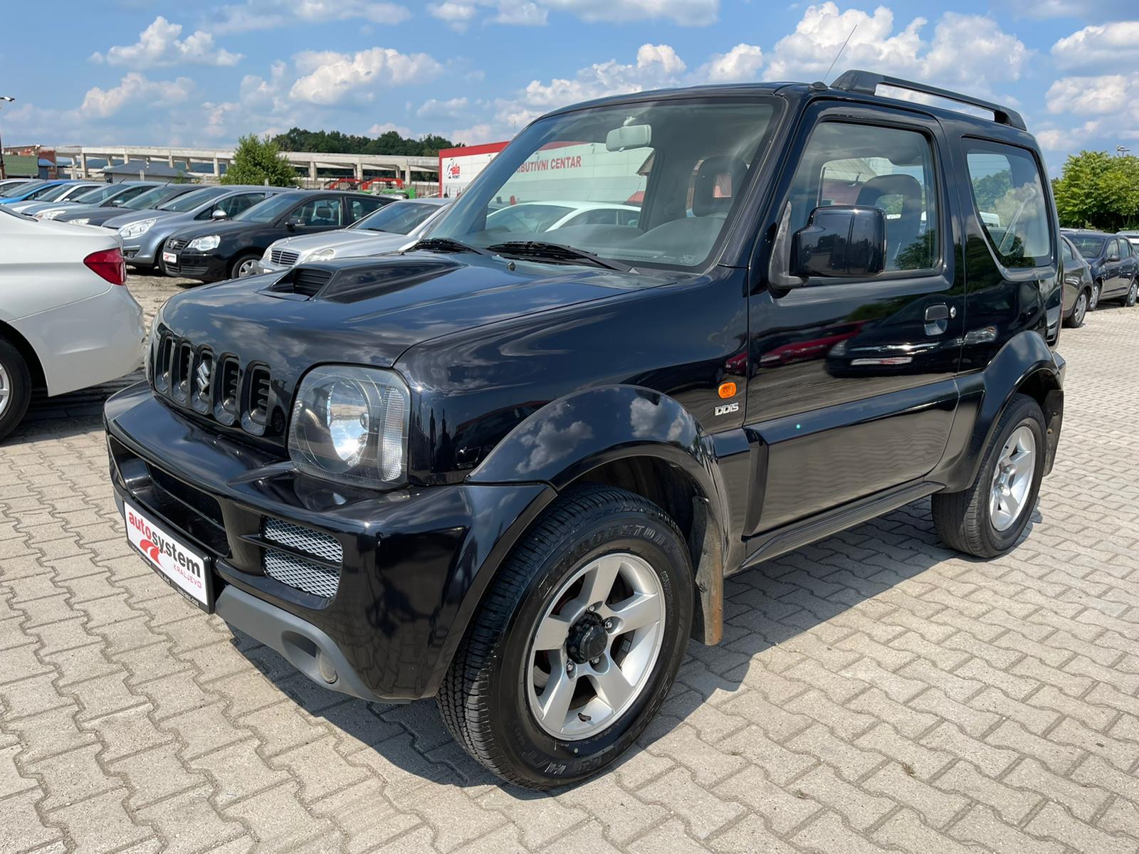 Suzuki Jimny 1.5 DCI