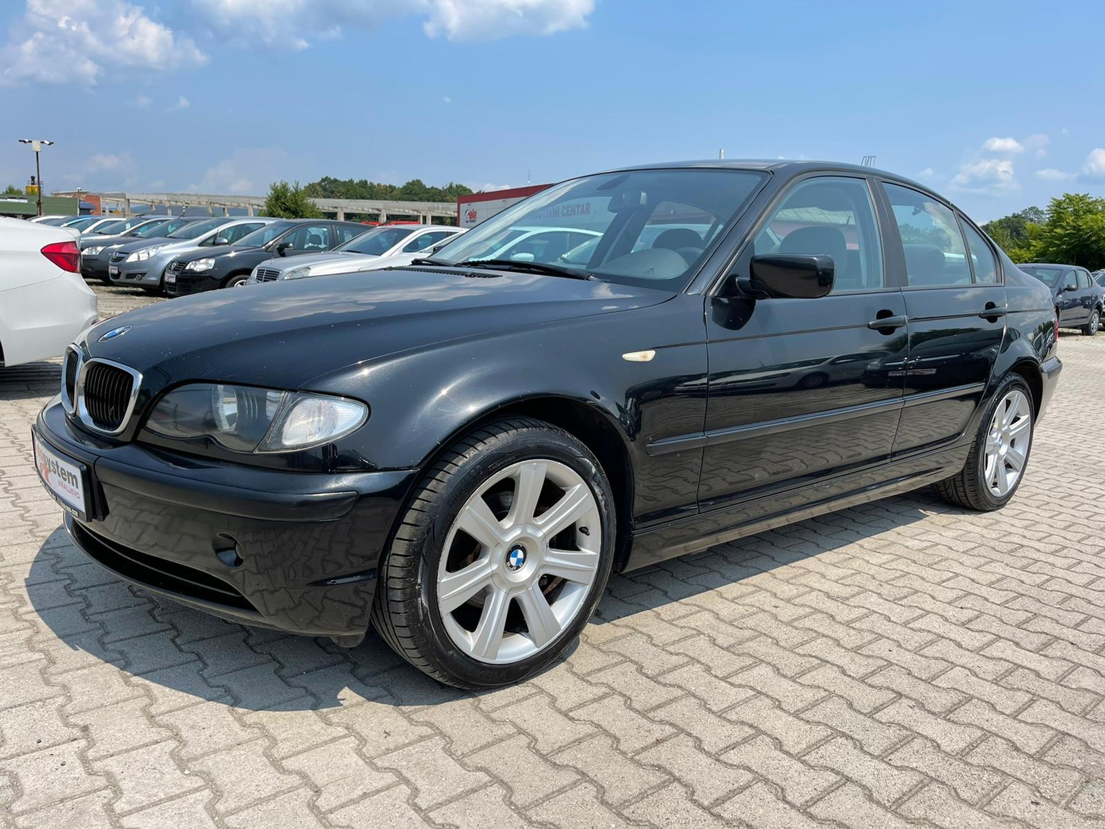 BMW 318 2.0D KREDITI NA LICU MEST