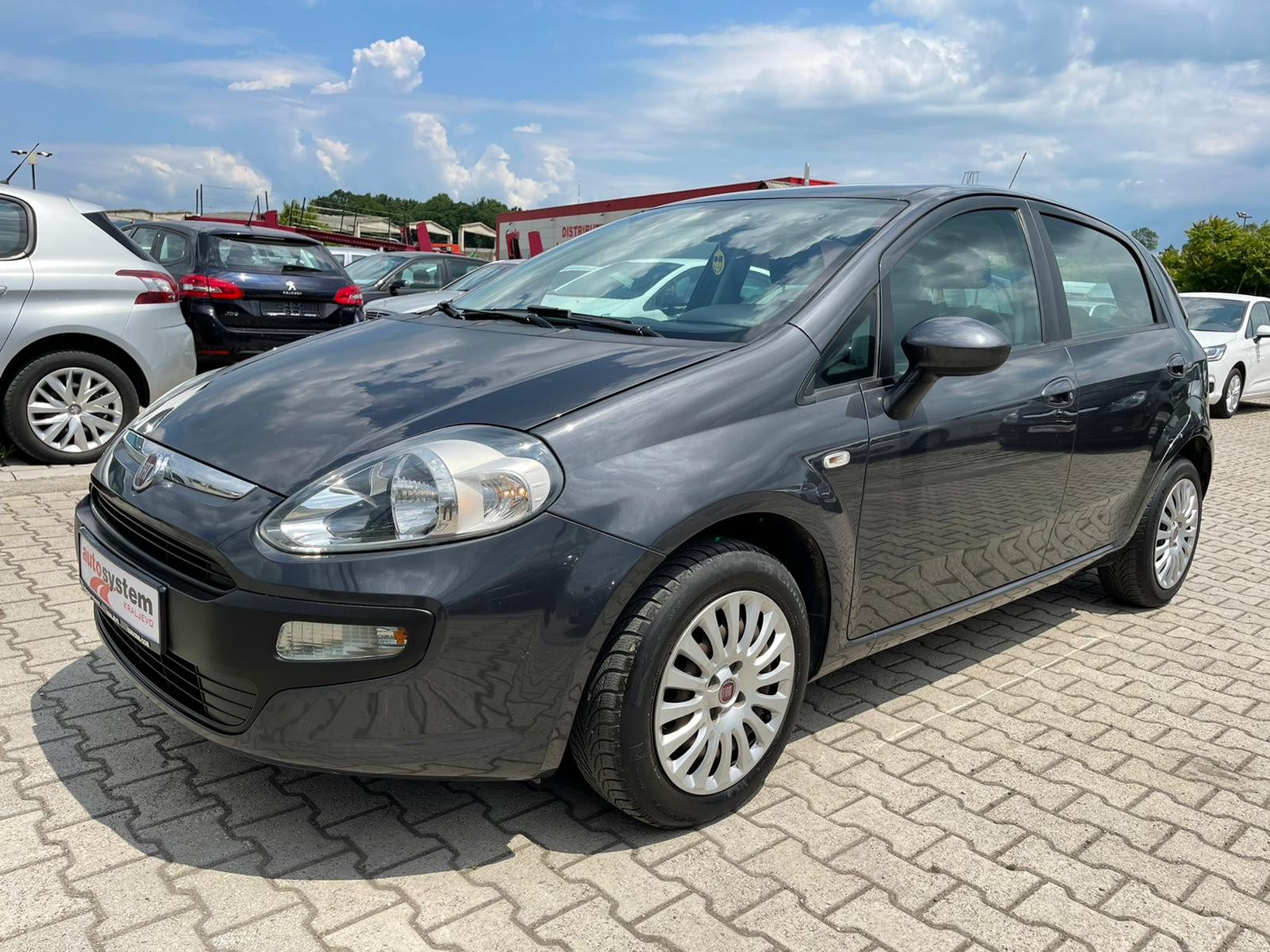 Fiat Punto 1.3 MJT