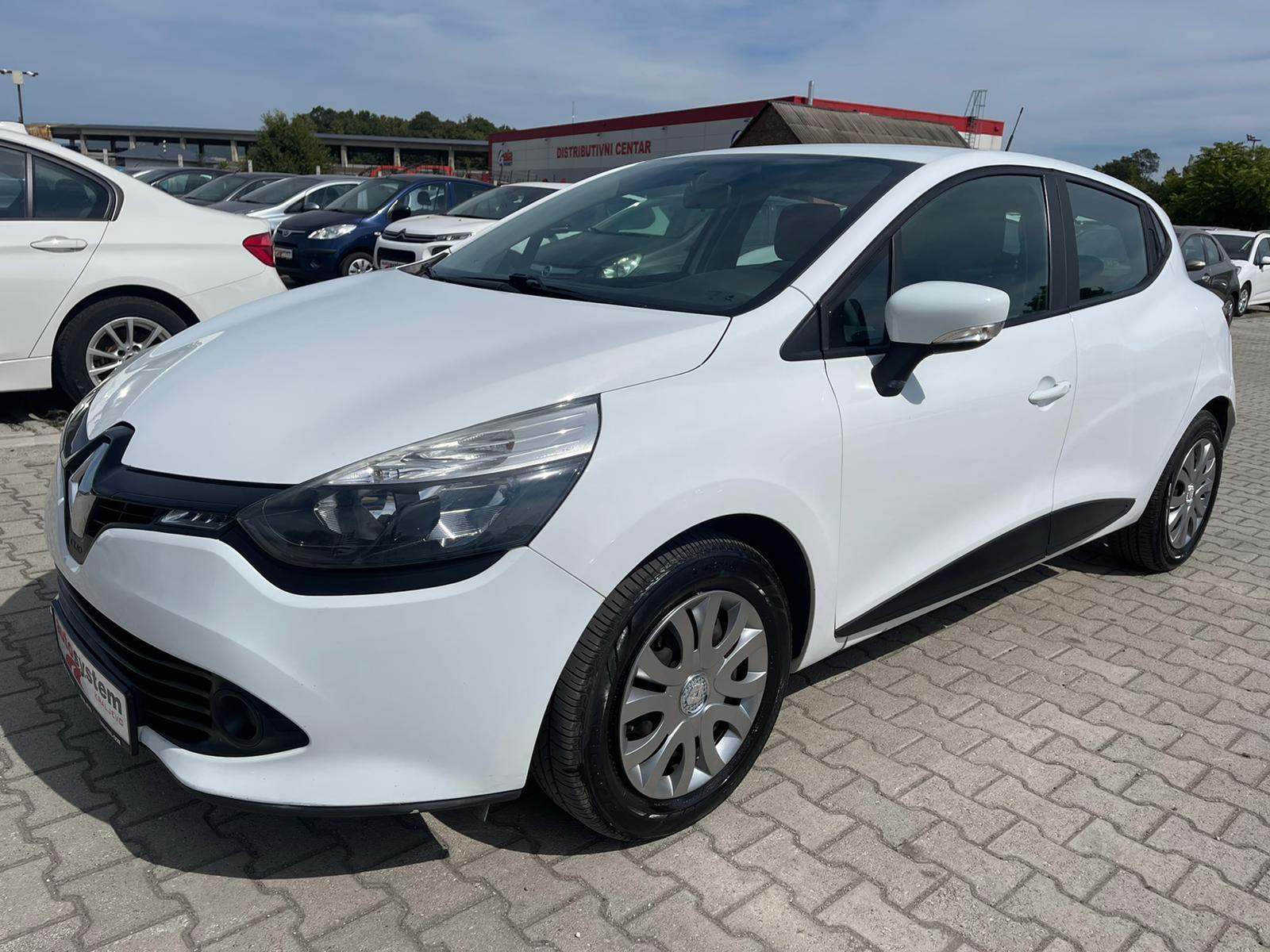 Renault Clio 1.5  DCI KREDITI NA LICU